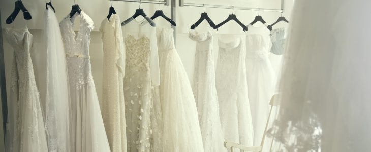 Save money on your wedding by shopping for dresses secondhand