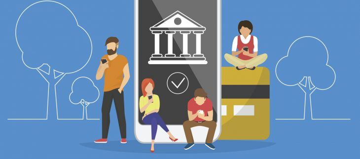 Mobile banking for college students makes financial management easy