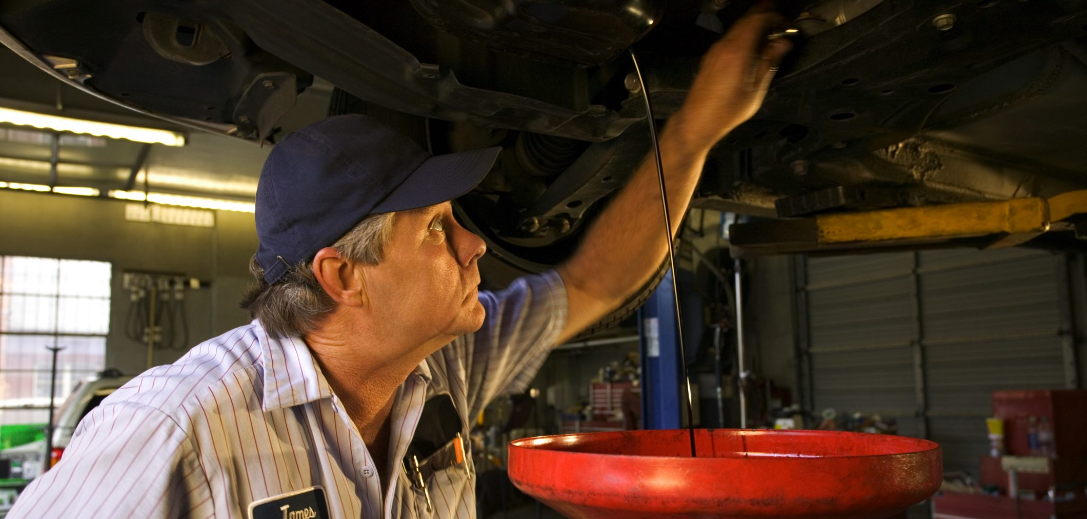 Routine auto maintenance can pay off in the long run by preventing costly repairs