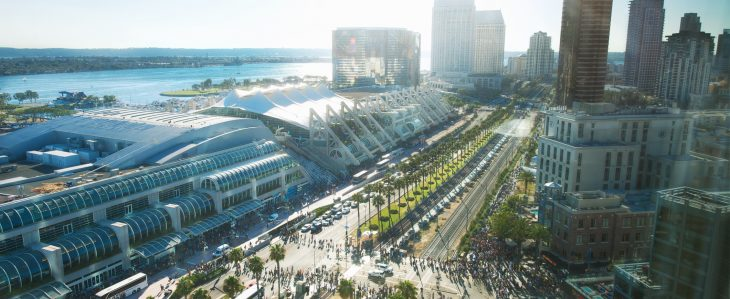Food options in and around Comic-Con will be more expensive.