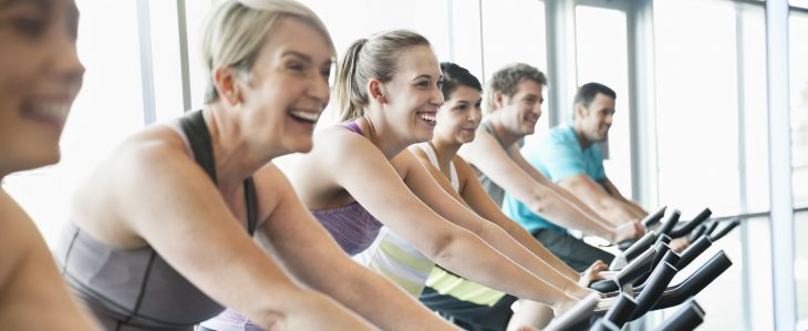Wondering how to get fit on a budget? Find lower cost gyms and ask about discounts on membership.